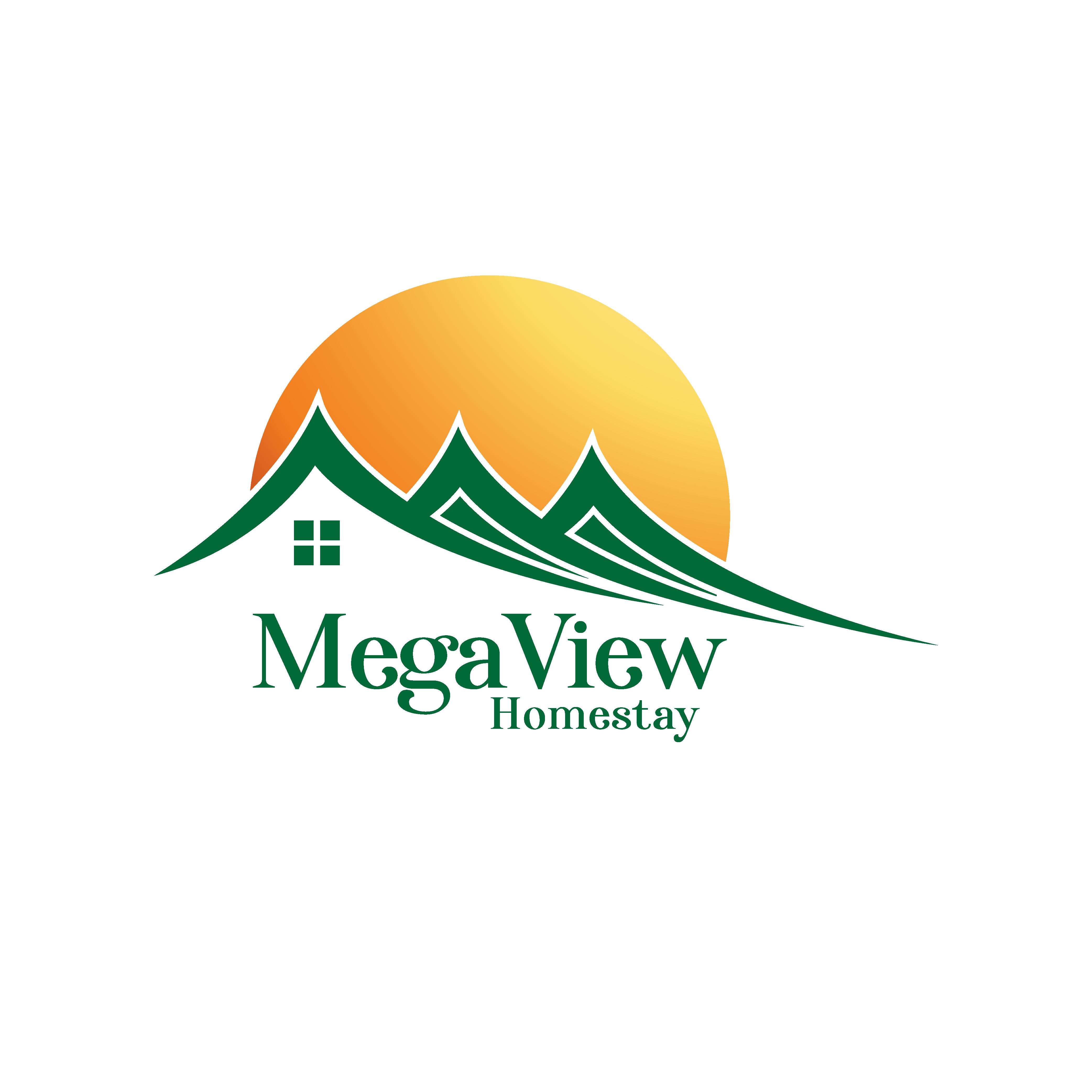 Mega View Homestay Logo
